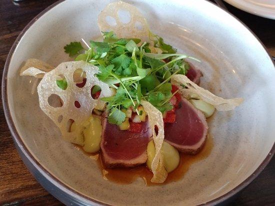Aurora, Canada: Tuna Tataki