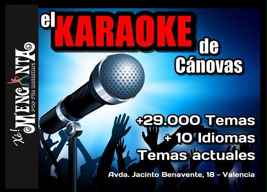 Karaoke Mencanta