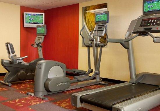 เออร์วิง, เท็กซัส: Fitness Center