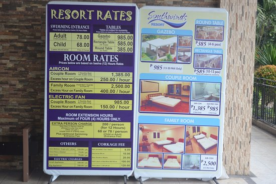 Riverview Room Rates