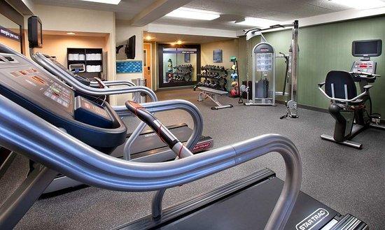 Hampton Inn Alexandria/Pentagon South : Fitness Center