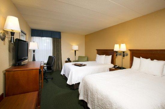 Hampton Inn Alexandria/Pentagon South: Double Bed 2