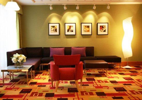 Hampton Inn Baltimore / White Marsh: Hotel Lobby