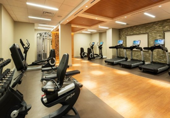 Boulder Marriott: Fitness Center