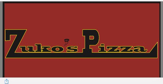 Hilliard, OH: Zuko's Pizza