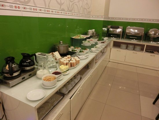 HoSen Boutique Hotel: 朝食です
