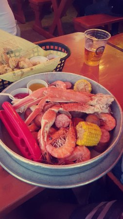 Best damn seafood in texas