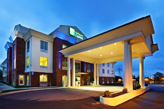 ไวต์เฮาส์, เทนเนสซี: Hotel Front Entrance