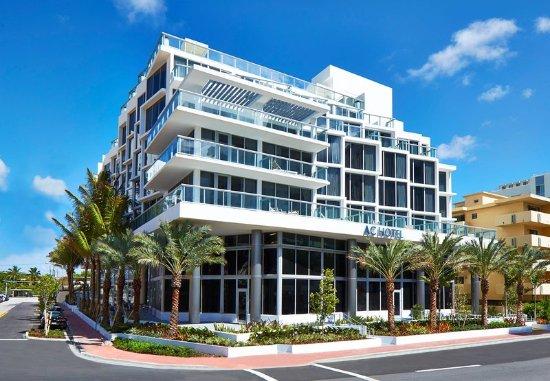Ac Hotel Miami Beach Updated 2017 Prices Reviews Fl Tripadvisor