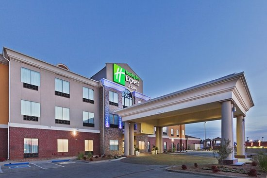 Brownfield, TX: Hotel Exterior