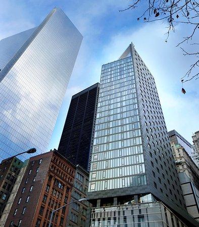 Downtown Manhattan Restaurants New York City