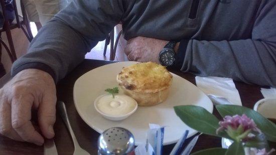 Te Awamutu, Yeni Zelanda: Smoked Fish Pie