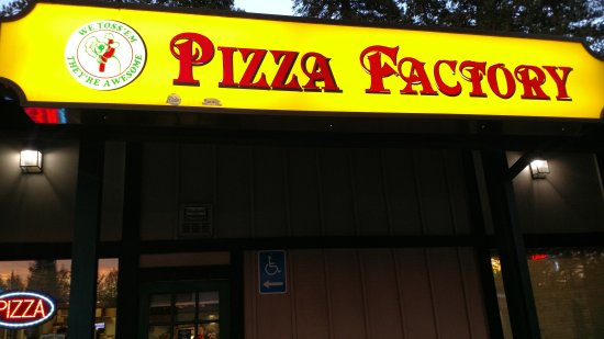 Pollock Pines, Californië: Pizza Factory