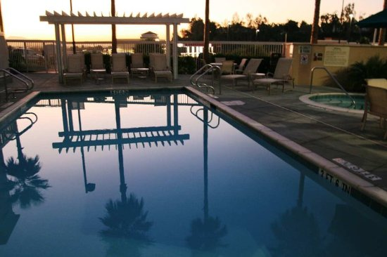 Chino Hills, Californien: Pool