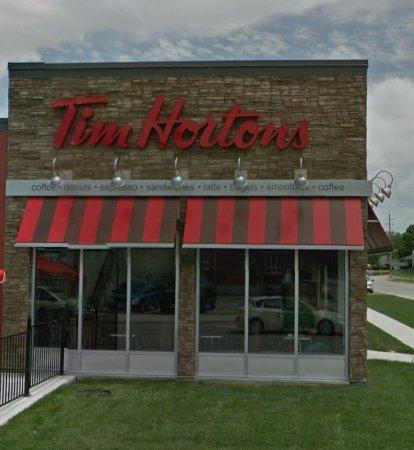 Harrow, Canadá: Tim Hortons