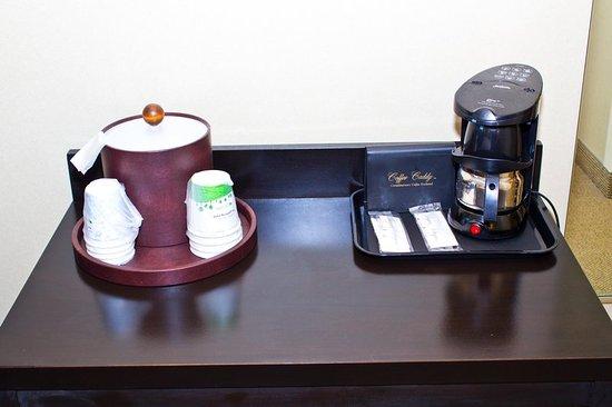 Hampton Inn & Suites Boston Crosstown Center: Coffee Table