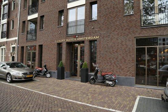 Smoker Hotel Amsterdam