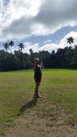 Muri, หมู่เกาะคุก: driving range