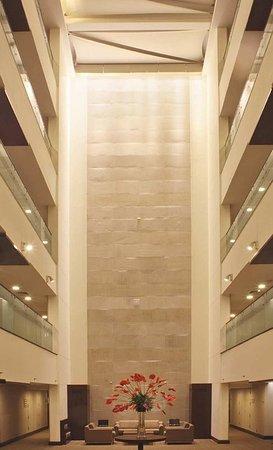 Hilton Garden Inn New Delhi / Saket:  Atrium Lounge