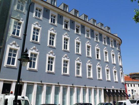 Lisbon Five Stars Apartments  Building