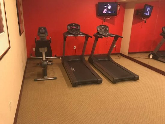Country Inn & Suites by Radisson, Absecon (Atlantic City) Galloway, NJ: Fitness Room open 24 hours