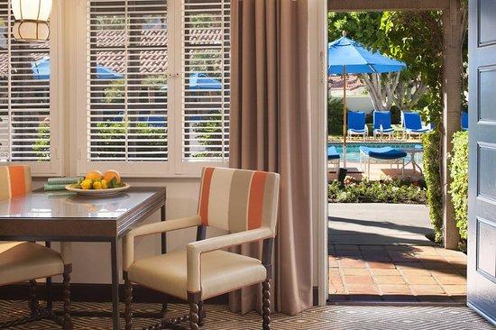 La Quinta, CA: Deluxe Poolside Casita