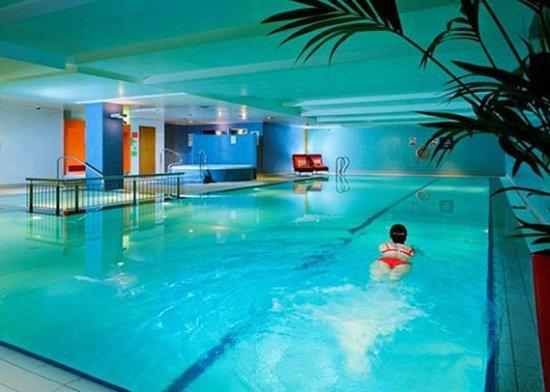 Clayton Hotel Cork City: Hotel Swimming Pool