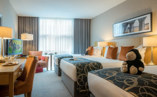 Clayton hotel cork city updated 2017 prices reviews for Family room in a hotel