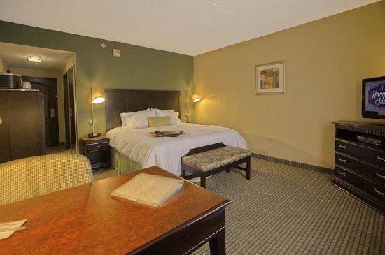 Irondequoit, NY: One King Standard Room