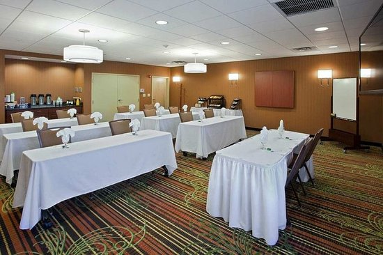 Brockport, Estado de Nueva York: Meeting Room