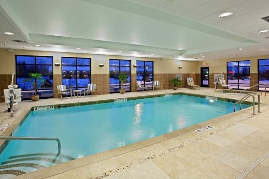Brockport, Estado de Nueva York: Indoor Pool