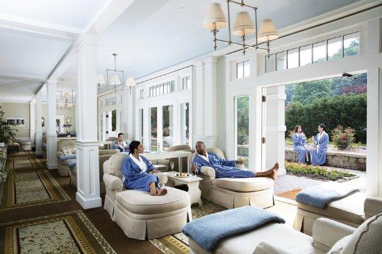 เบดฟอร์ด, เพนซิลเวเนีย: Spa Relaxation Room