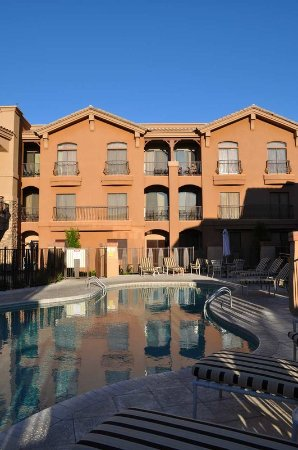Embassy Suites by Hilton Tucson Paloma Village : Outdoor Pool