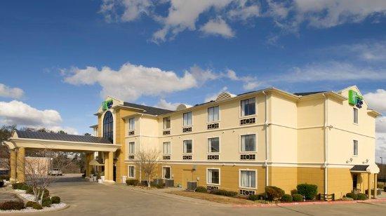 Mount Pleasant, TX: Hotel Exterior