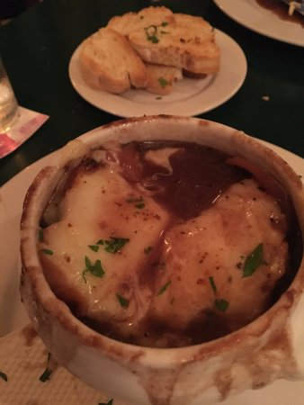 La Cigale: French Onion Soup