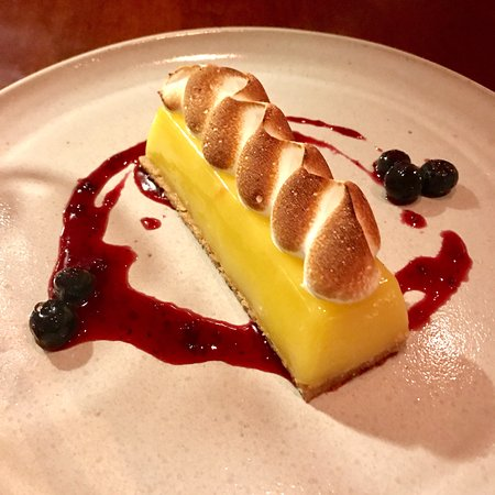 "Fruition Restaurant: Lemon Meringue ""pie"""