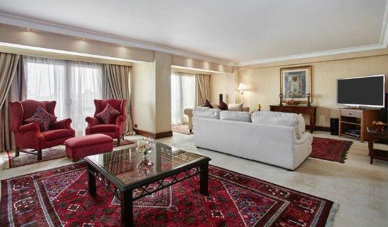 InterContinental Nairobi : Presidential Suite