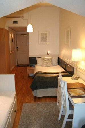 Hotel Poseidon: Standard Singleroom
