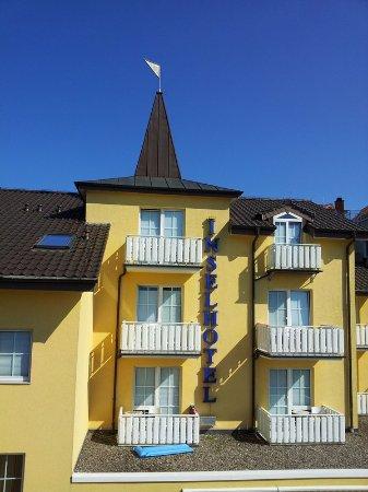 Inselhotel Rügen: Exterior