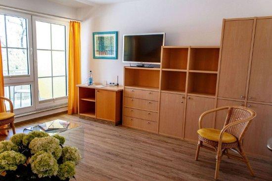 Inselhotel Rügen: suite