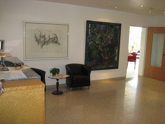 Gohren, Germany: Lobby