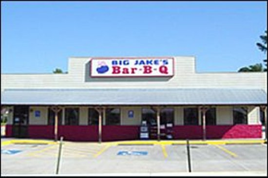 exterior of Big Jake's Texarkana, AR