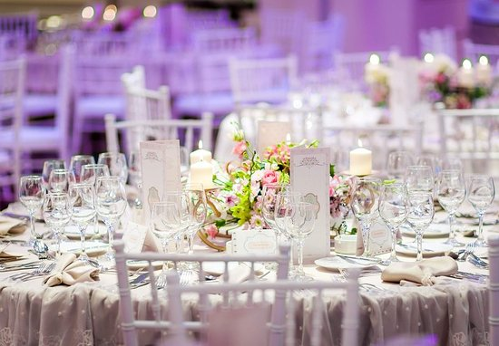 JW Marriott Bucharest Grand Hotel: Wedding Details