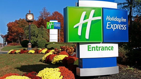 Welcome to the Holiday Inn Express Stony Brook!
