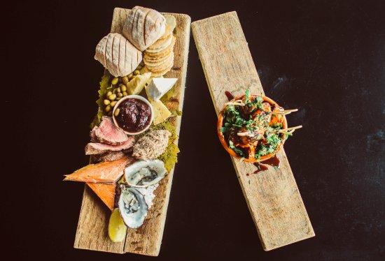 Lunawanna, ออสเตรเลีย: Platters