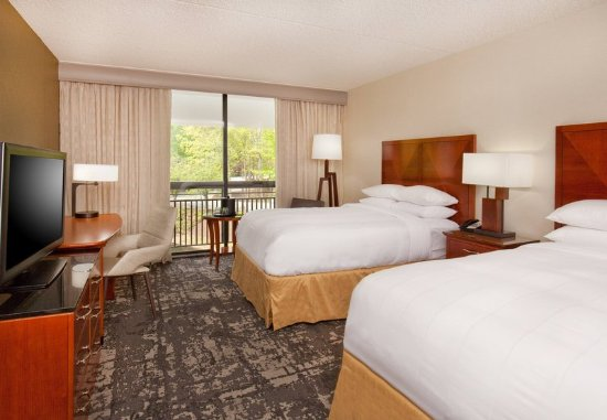 Park Ridge, Nueva Jersey: Double/Double Guest Room