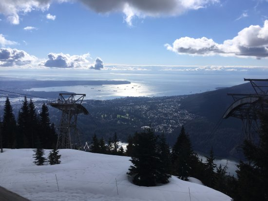 North Vancouver, Canada: Grouse Montain