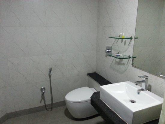 Moskva Hotel : Habitación doble