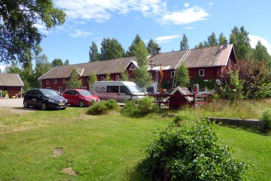Soderbarke, Sweden: Den gamla ladugården