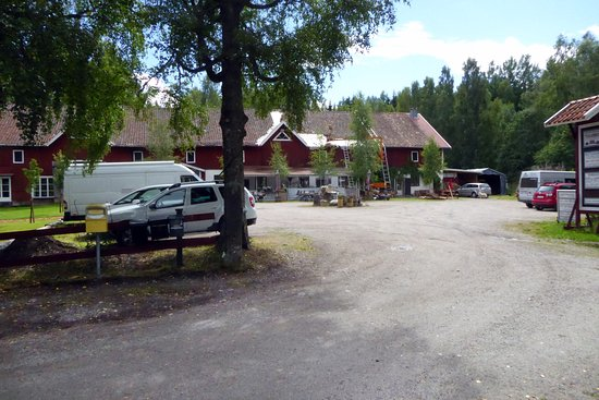 Soderbarke, Sweden: Den gamla ladugården #2